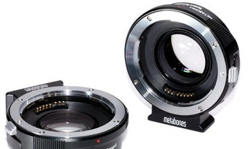 Metabones Speed Booster For Micro Four-Thirds Delayed