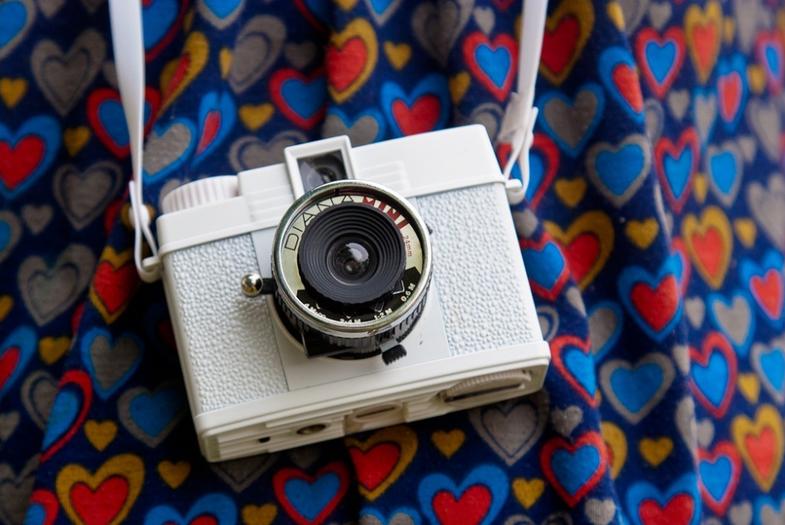 Camera hearts