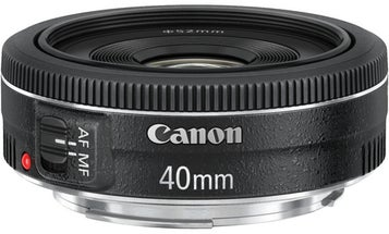 Canon Issues Product Advisory For 40mm f/2.8 Pancake