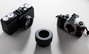 This Is What A Completely 3D Printed Film Camera Looks Like