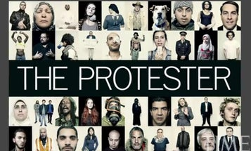 """How Peter Hapak Shot """"The Protestor"""" For Time's Person of the Year"""