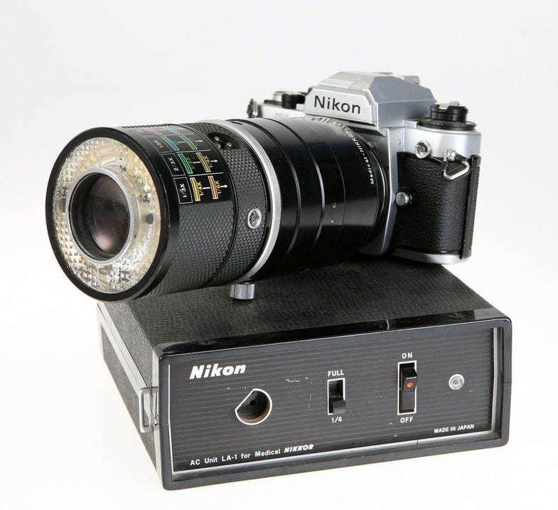 Nikon Museum Camera Collection Up For Sale