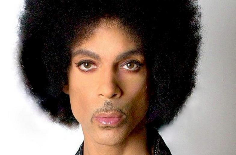 Prince's Awesome Passport Photo
