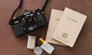 The PhotoMemo Notebook Is Made Specifically For Film Photographers