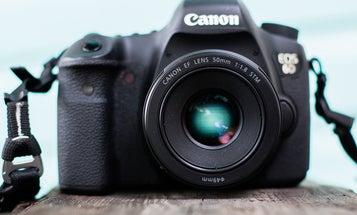 Hands-On: Canon 50mm F/1.8 STM prime lens