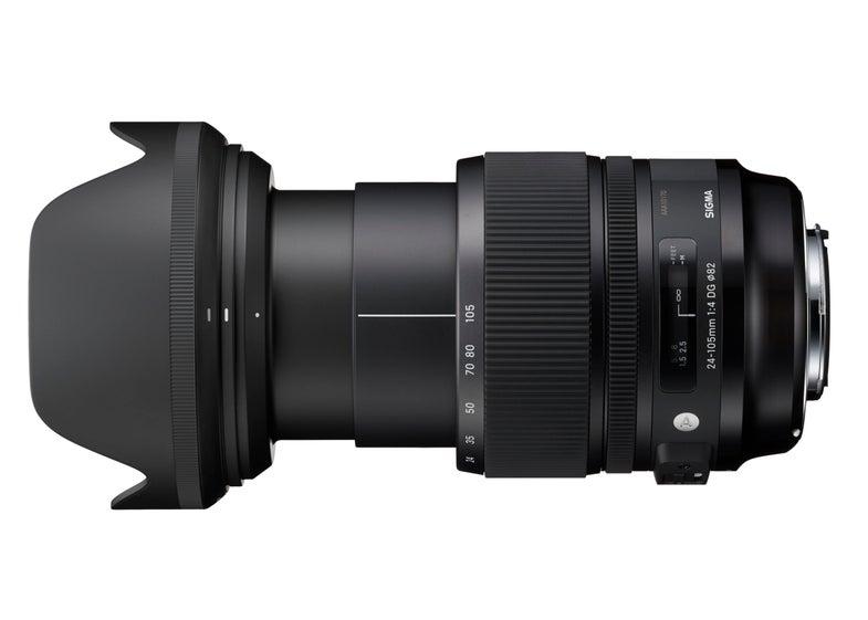 Sigma 24-105mm F/4 lens