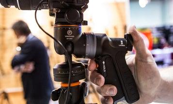 Hands-On: Vanguard GH-300T Pistol Grip Tripod With Built-In Shutter Release