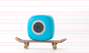 Podo is a Stick-and-Shoot Camera You Control from Your Phone