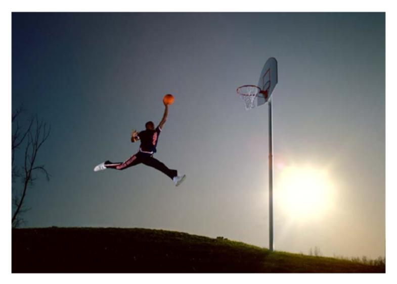 Nike Jordan Logo Photo