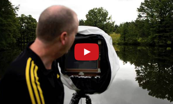 Video: This Is What It's Like to Shoot With a Large Format Film Camera