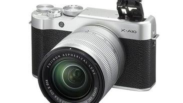 Fujifilm X-A10 Entry-Level System Camera