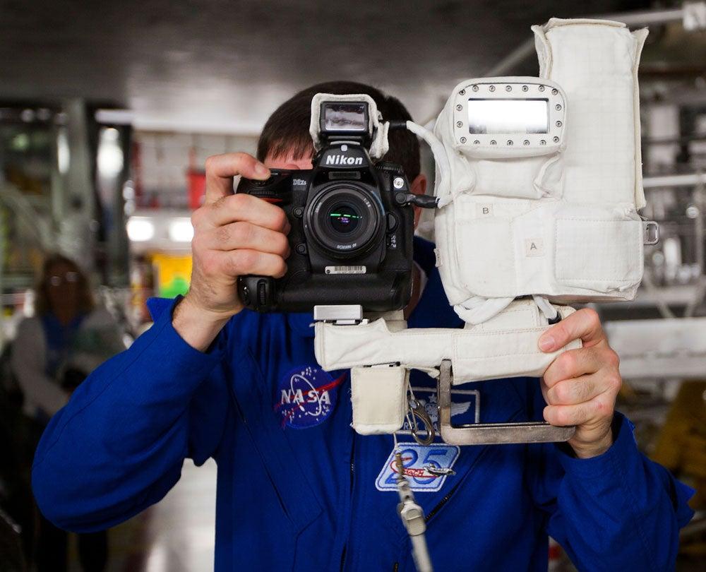 NASA Nikon Main