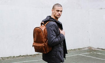 New Gear: The Ona Clifton Is a Classy Leather Camera Backpack