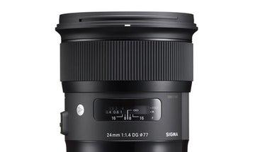 New Gear: Sigma 24mm F/1.4 DG HSM Art Prime Lens [UPDATED]