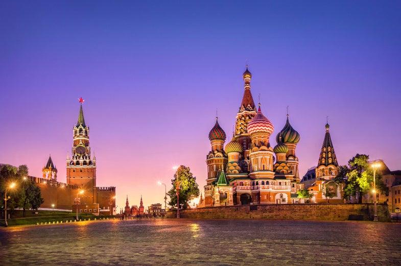 Russia & Estonia