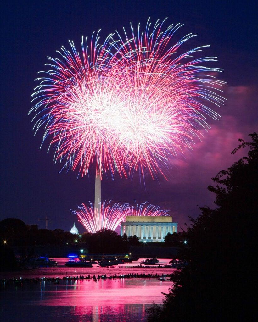 """Fireworks"