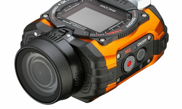 New Gear: Ricoh WG-M1 Waterproof Action Camera