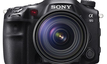 Sony A99: Camera Test