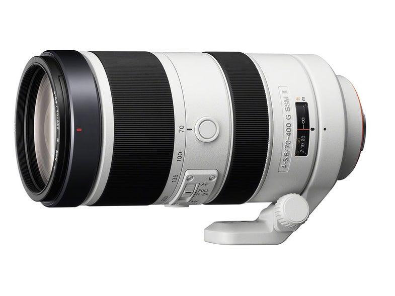 Sony 70-400mm Zoom Lens