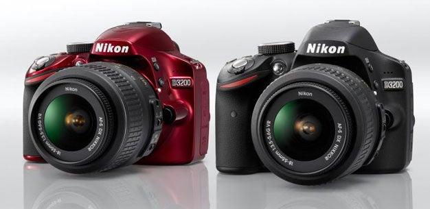Nikon D3200 Main