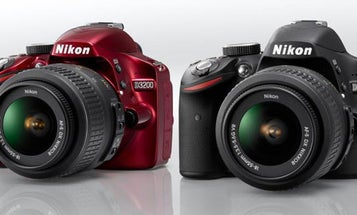 New Gear: Nikon D3200 Is An Entry-Level DSLR With a 24.2-Megapixel Sensor