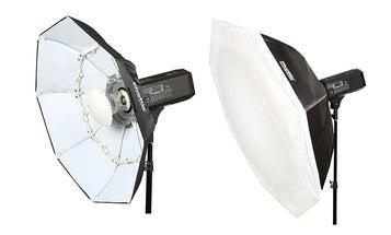 New Gear: Phottix Luna Foldable Beauty Dish and Octa Soft Box Light Modifiers