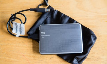 Digital My Passport Ultra Review: Portable Hard Drive with Dropbox Cloud Backup