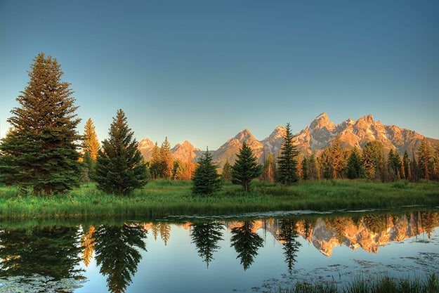 Mentor Series: Scott Kooken Captures A Grand Teton Sunrise