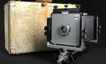 Arca-Swiss 4×5 Camera Used by Ansel Adams Up For Auction
