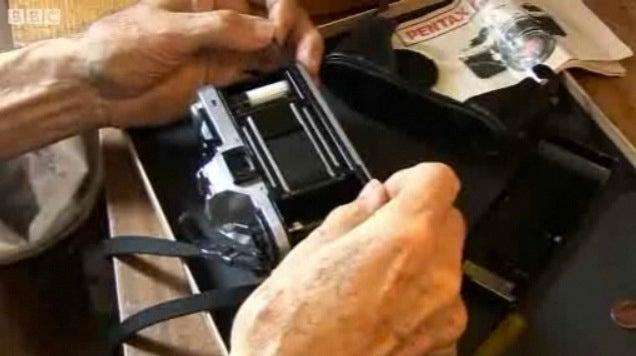 Retiree repairer