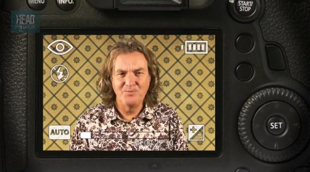 James May Explains Digital Cameras