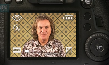 How Do Digital Cameras Work? An Explanation by Top Gear's James May