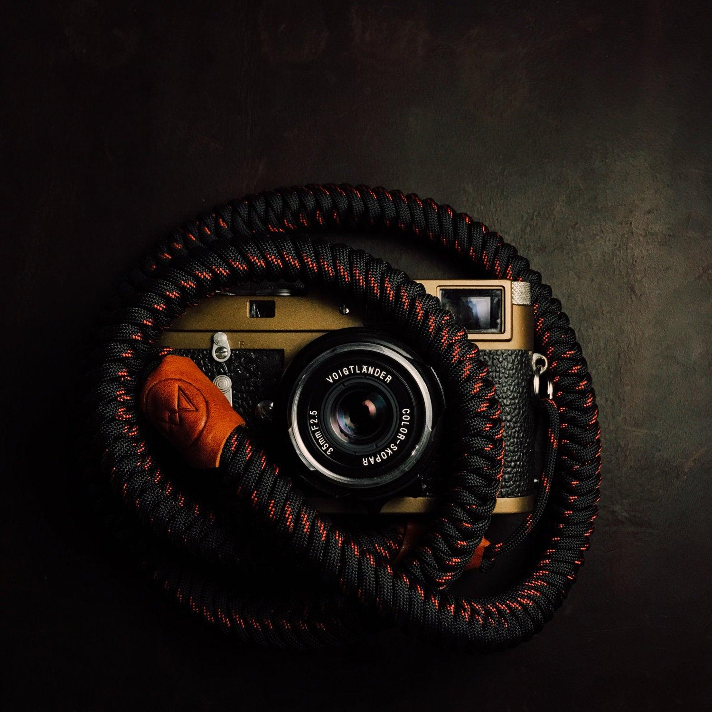 The Japan Camera Hunter Signature BOA camera strap