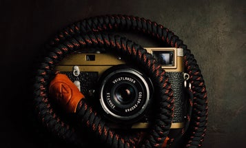 The BOA x Japan Camera Hunter Camera Strap Is Burly, Beautiful