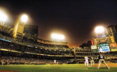 Baseball HDR promo