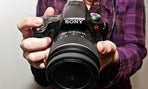 Sony A55: Hands On
