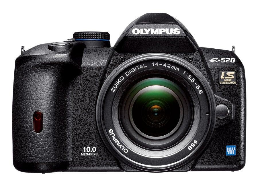 DSLR Shootout: Five Top Cameras Compared