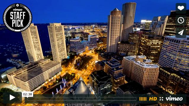 Boston Layer-lapse video