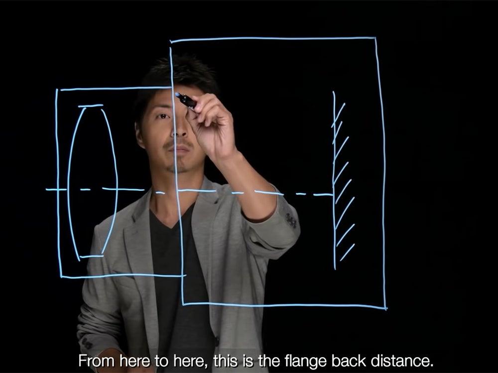 flange distance explainer