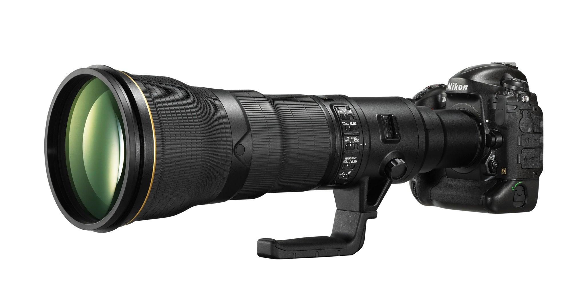Nikon 800mm Telephoto