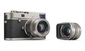 The Limited Edition Leica M-P Titanium Camera Kit Is As Beautiful As You'd Think