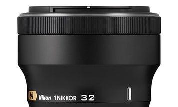 New Gear: Nikon 1 32mm F/1.2 Prime Portrait Lens