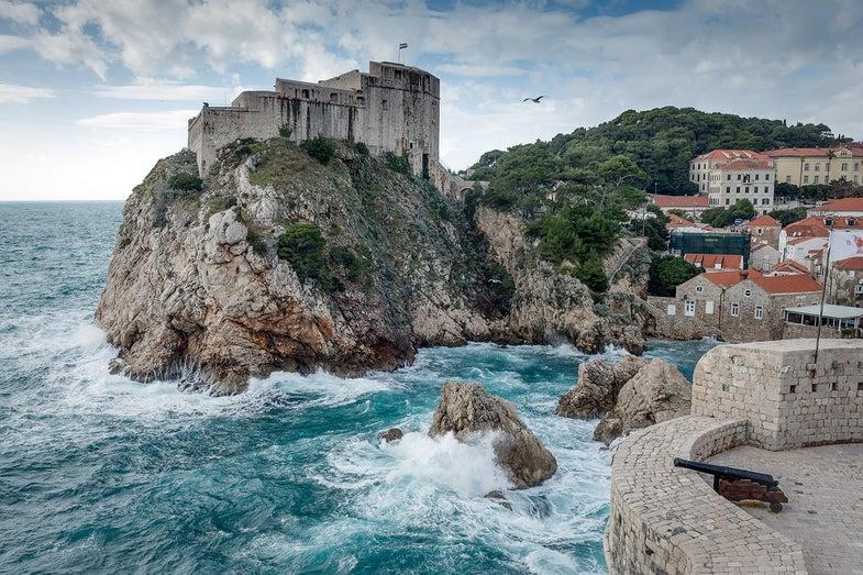 Mentor Series: A Polarizing Filter Illuminates the Adriatic Coast