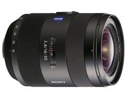 Sony Zeiss Vario-Sonnar T* 16–35mm f/2.8 ZA SSM AF