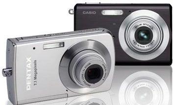 Budget Camera Shootout: Casio Exilim EX-Z75 vs. Pentax Optio M30