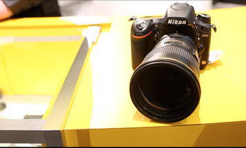 Video: Hands-On With the Nikon AF-S 300mm F/4E PF ED Telephoto Lens
