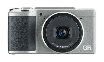 Ricoh Announces Limited Edition Silver GR II Camera to Celebrate Its 80th Anniversary