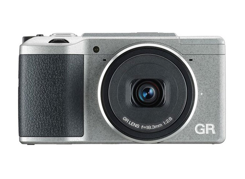 Limited Edition Ricoh GR Silver Edition Camera