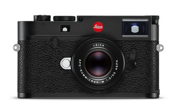 Hands On: Leica M10