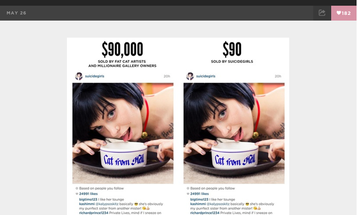 A Suicide Girl's Smart, Charitable Response to Richard Prince's #Art